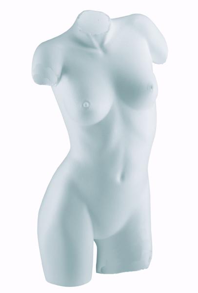 Damen-Badetorso Styropor