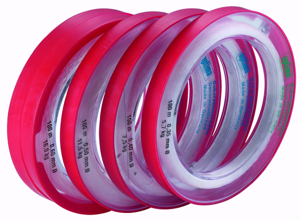 100 m Perlonfaden Ringspule