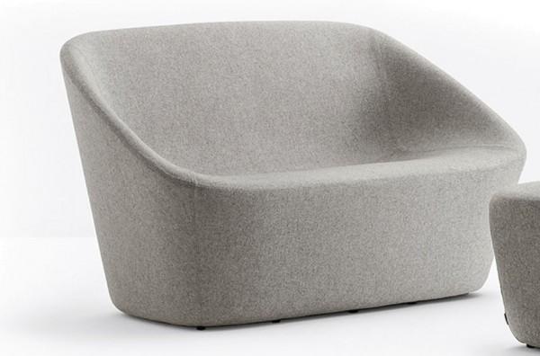LOG 368 - gepolsterte Sitzmöbel