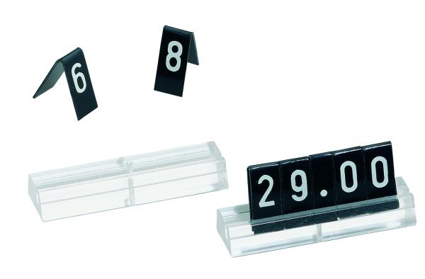 Zifferplättchen für Fix 10mm