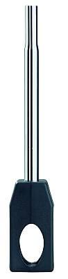 Plakathalter für Ovalrohr 35x20mm verschieden Längen