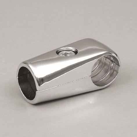 T-Verbinder klein,runde Form Ø25mm