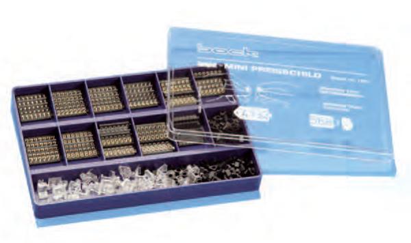 Preisschildkassette Midi 6,3 mm 360 Teile