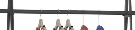 Verbinder zur Verwendung als Kleiderstange