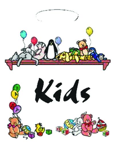 Abreißtasche Kids 100 St