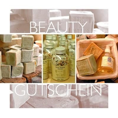 Gutschein Beauty