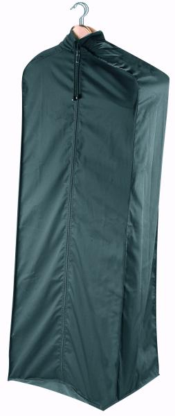 Kleidersack aus Polyester,schwarz