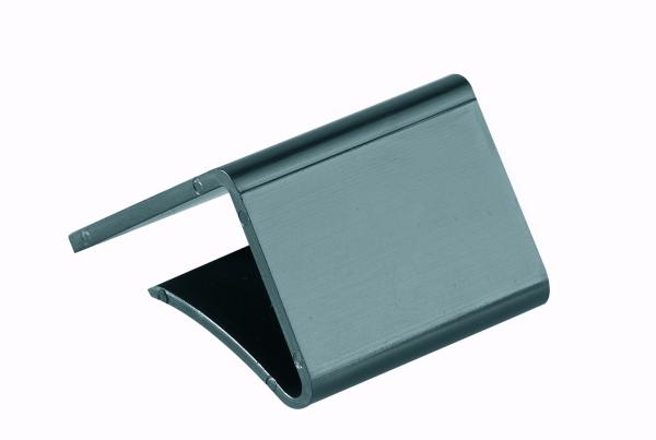 Fachbodenauszeichnung schwarz, neutral, 11-20 mm