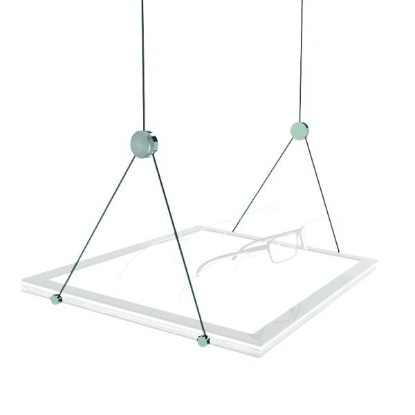 Schrägaufhängung für S LED