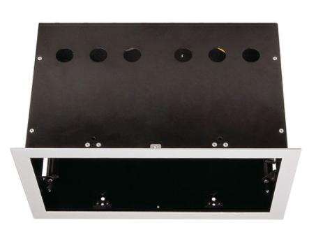 Doppel-Einbaurahmen für COB LED Module
