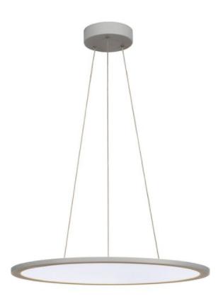 LED-Pendelleuchte rund d 60 cm