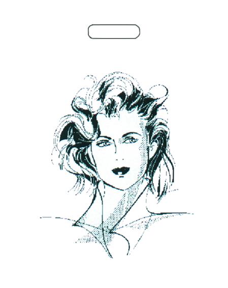 Tragetasche Angelique,100St