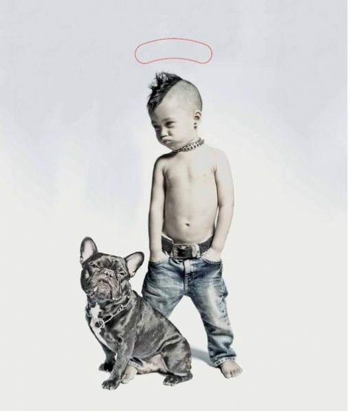 Tragetasche Baby Punker,100 Stck.