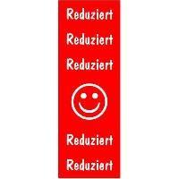 """Plakat """"Reduziert-Smiley"""" Papier"""