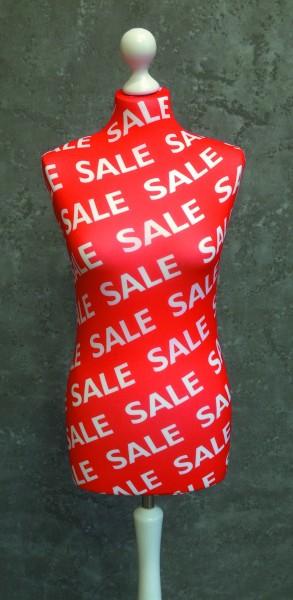 Schneiderbüsten-Bezug SALE