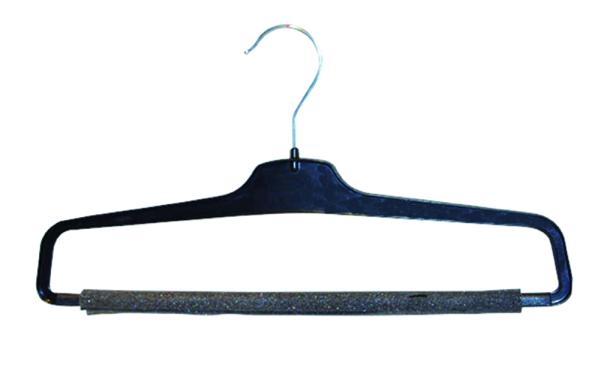Hosenstegbügel, 37cm schwarz