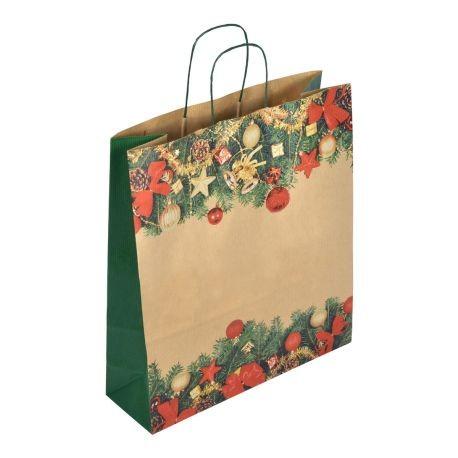 Einkaufstüte Weihnachten Komfort