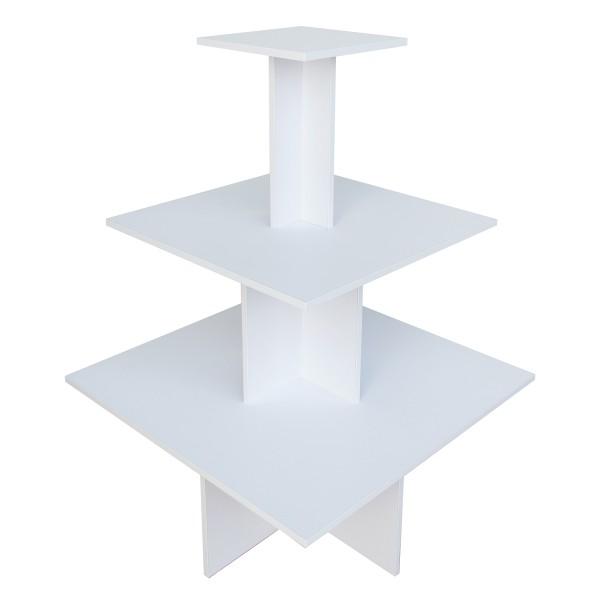 Pyramidentisch, 3-stufig