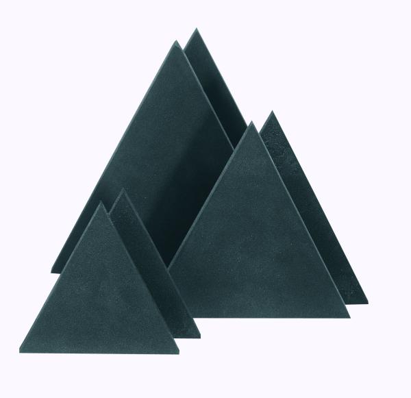 Collierpyramiden-Set,schwarz