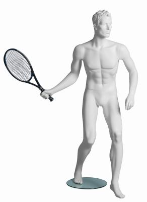 Sportfigur Tennis-Kevin