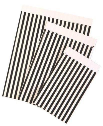 "Flachbeutel ""Stripes"" 175x215 mm"