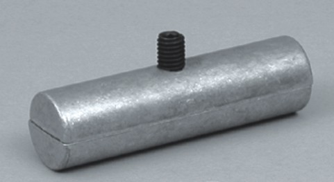 Rohrverbinder innen für Ø25mm