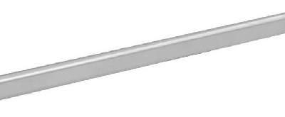Ovalrohr 30x15mm L=3000mm