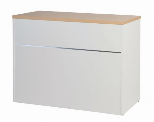 MX Counter 120, L120 cm T 60 cm H 90 cm