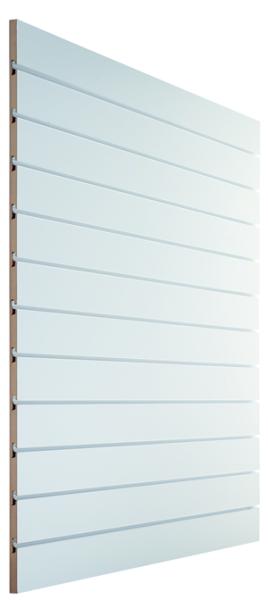 Lamellenwand Grundplatte 120x120cm, verschiedene Dekore