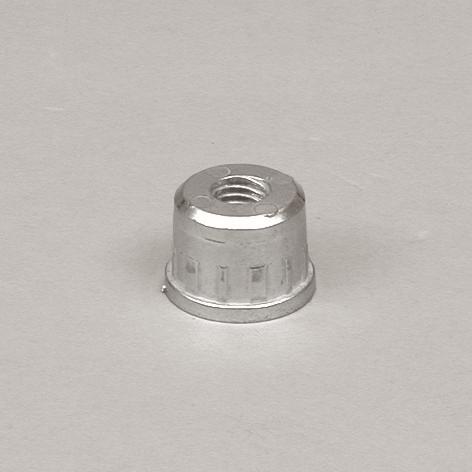 Gewindeeinsatz M10 Metall für Ø25mm